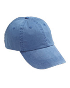 Anvil Adult Solid Low-Profile Pigment-Dyed Cap