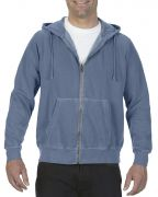 Comfort Colors Adult Full-Zip Hooded Sweatshirt