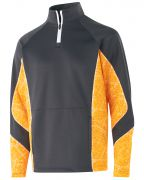 Holloway Adult Polyester Performance Fleece Complex Pullover