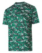 Holloway Youth Polyester Short Sleeve Erupt 2.0 Shirt