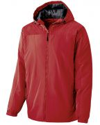Holloway Adult Polyester Full Zip Bionic Hooded Jacket