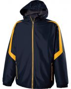 Holloway Youth Polyester Full Zip Charger Jacket