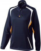 Holloway Ladies' Polyester ¼ Zip Transform Pullover