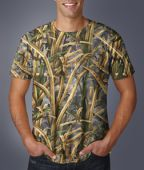 Code Five Men's Lynch Since 1940® Camo T-Shirt