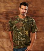 Code Five Men's Mossy Oak® Camo T-Shirt