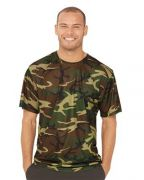 Code Five Men's Performance Camo T-Shirt