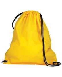 Augusta PVC Coating Cinch Bag