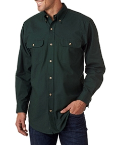 Backpacker Men's Solid Flannel Shirt