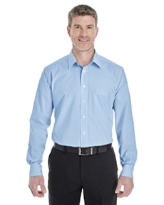 Devon & Jones Men's Crown Woven Collection™ Striped�Shirt