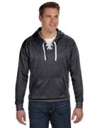 J America Adult Sport Lace Poly Hood