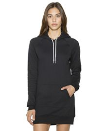 American Apparel Ladies' Flex Fleece Hooded Dress