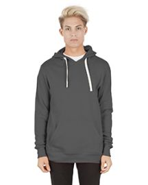 Simplex Apparel Unisex 7.6-ounce. Modal Pullover Hooded T-Shirt