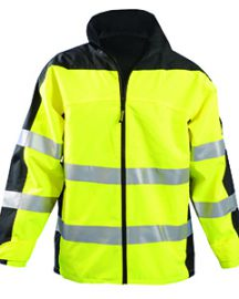 OccuNomix Men's Speed Collection Premium Breathable Rain Jacket