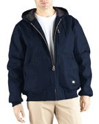 Dickies Men's 10-ounce. Hooded Duck Jacket