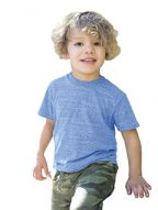 US Blanks Toddler Tri-Blend Crewneck T-Shirt