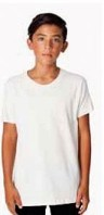 American Apparel Organic Youth T-Shirt