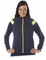 Ladies' Footballer Layering Jacket