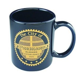11 Oz. Colored Economy Ceramic Mug