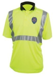 The Patrolman High Visibility Shirt w/Reflective Tape