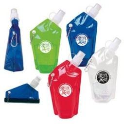 12 Oz. Mini Smushy Flexible Water Bottle
