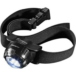 3 LED Headlamp 2 Lithium Battery