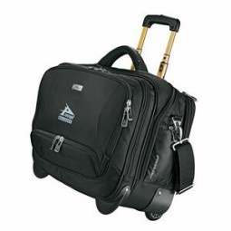 High Sierra® Integral Deluxe Wheeled Business Compu-Case