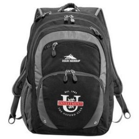 High Sierra® Overtime Fly-By Compu-Backpack