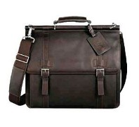 Kenneth Cole® Colombian Leather Dowel Compu-Messenger