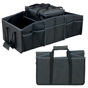 Jumbo Trunk Organizer w/ Removable Cooler