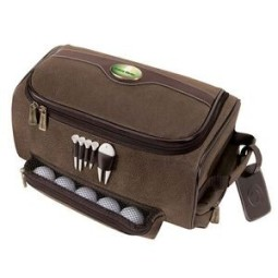 Shoe Bag w/ Golf Tees & Divot Tool