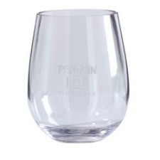 Triton Stemless Wine Glass 2 Piece Set