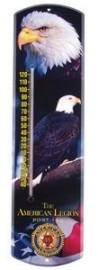 "Full Color Magnum Indoor/ Outdoor 20"" Thermometer"