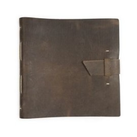 Leather Big Idea Album - Buckle Closure