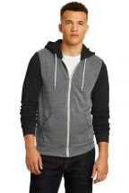 Alternative Apparel Alternative Colorblock Rocky Eco™-Fleece Zip Hoodie
