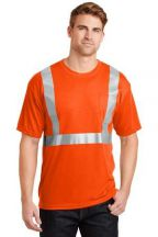 CornerStone® - ANSI 107 Class 2 Safety T-Shirt