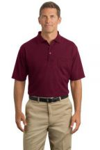 CornerStone® - Industrial Pocket Pique Polo