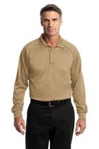 CornerStone® - Select Long Sleeve Snag-Proof Tactical Polo