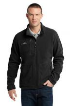 Eddie Bauer® - Wind-Resistant Full-Zip Fleece Jacket