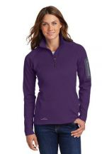 Eddie Bauer® Ladies 1/2-Zip Performance Fleece