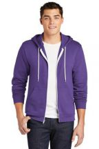 American Apparel ® Flex Fleece Zip Hoodie