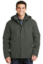 Port Authority® Herringbone 3-in-1 Parka