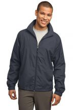 Sport-Tek® Full-Zip Wind Jacket