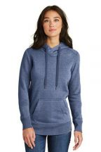 New Era ® Ladies French Terry Pullover Hoodie