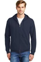 Hanes® - EcoSmart® Full-Zip Hooded Sweatshirt