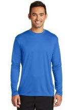 Port & Company ® Long Sleeve Performance Tee