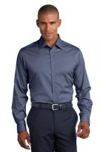Red House® - Slim Fit Non-Iron Pinpoint Oxford Shirt