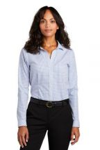 Red House ® Ladies Open Ground Check Non-Iron Shirt