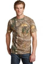 Russell Outdoors™ - Realtree® Explorer 100% Cotton T-Shirt with Pocket