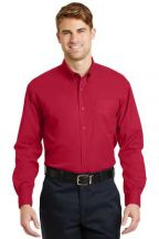 CornerStone® - Long Sleeve SuperPro™ Twill Shirt
