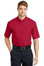 CornerStone® - Short Sleeve SuperPro™ Twill Shirt